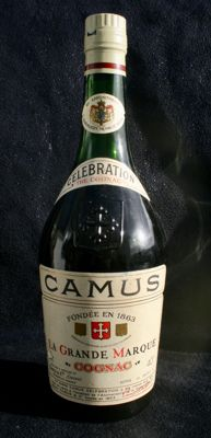 Cognac Camus Celebration 1863-1963 - N°044352 C
