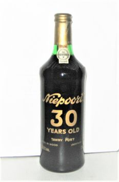 Niepoort's 30 Years Old Tawny Port - Bottled in 1989
