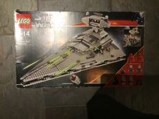 Star Wars - 6211 - Imperial Star Destroyer