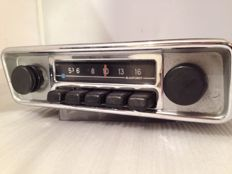 Classic Blaupunkt Hamburg US classic car radio for Porsche, Volkswagen, Mercedes, Opel, Ford and others