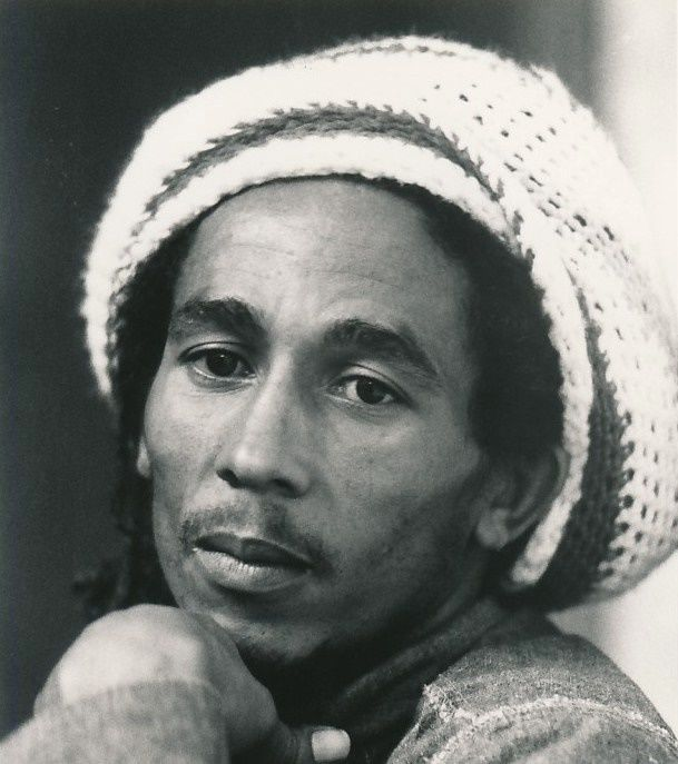 Unknown/London Features International - Bob Marley, 1970's