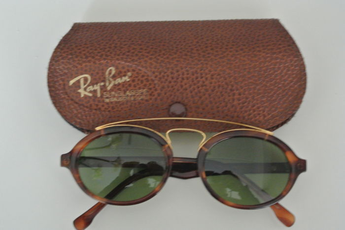3d3a85562058 Ray-Ban - Ray - Ban Gatsby B L style 6 W0941 Tortoise Sunglasses - Vintage