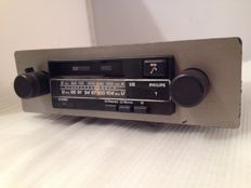 Philips 510 classic car radio from the 1980s Volkswagen