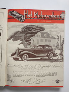 Indonesia; - Het Motorverkeer - Fifth volume, third quarter - 1936
