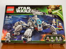 Starwars - 75013 - Umbaran MHC (Mobile Heavy Cannon)