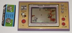 Game & Watch  - Wide screen - Snoopy Tennis