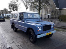 Land Rover - 109 V8 Stage One - 1982