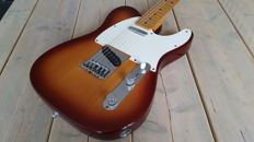 1983 Fender Telecaster 'Top Loader Bridge' Violin Burst - Great shape.