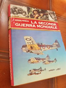 Beautiful and amazing encyclopedia 'La Seconda Guerra Mondiale' - please look at the photos