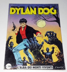 Dylan Dog - complete sequence issues nos. 1/253 - 1st edition (1986-2007)