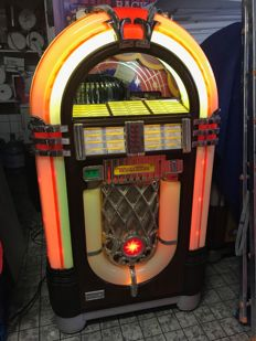 Wurlitzer One More Time OMT Vinyl Jukebox - First Generation