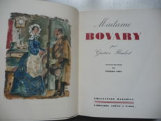 Gustave Flaubert - Madame Bovary - 1941