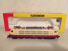 Fleischmann - 4376 - Electric locomotive Series BR 103 of the DB