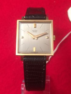 Record - de Luxe 18k Gold Mechanical - Unisex - 1980-1989