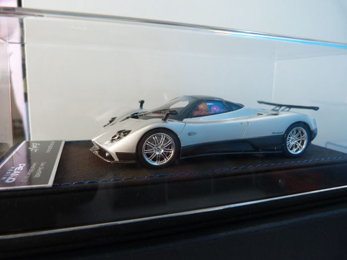 Peako Resin - Scale 1/43 - Pagani Zonda F - Limited Edition 24 / 30
