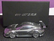 Porsche 911 / 991 / 991.2 GT2 RS - solid limited edition aluminium model 991.2 in noble gift packaging - scale 1: 43