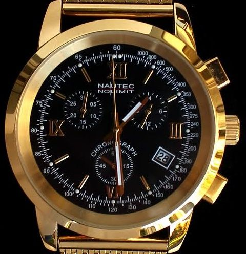 NNL Nautec No Limit - Chairman Chronograph   - Never Worn - 2018 New model  - Unisex - 2018