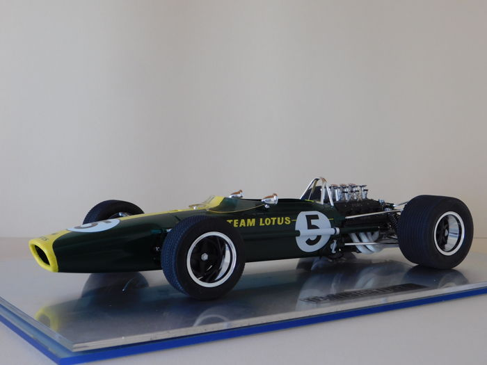 Tamiya - 1:12 - Lotus 49 1/12 scale