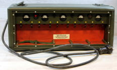 Charging station for military batteries type 1339/058, Germany