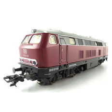 Märklin H0 - From startset 29820 - Diesel locomotive V160 of the DB