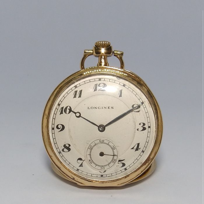 Longines - Pocket watch  - nº 3024350 - Heren - 1901-1949