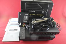 Philips CD-i Console Karaoke Set in Explorer Carry Case