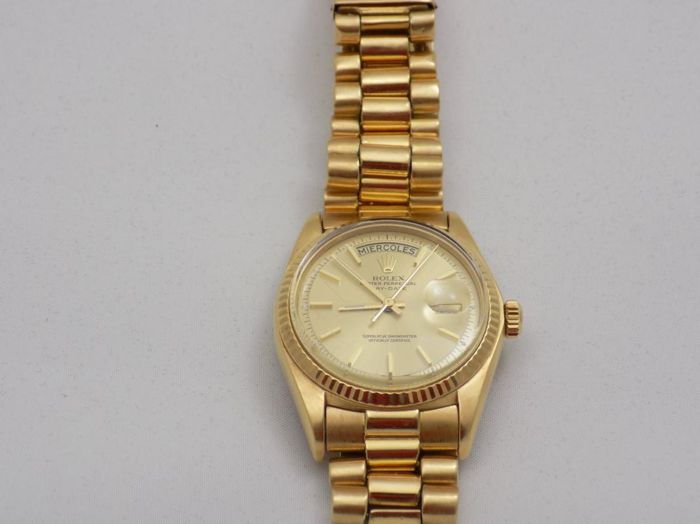 Rolex - Oyster Perpetual Day-Date - Heren - 1974