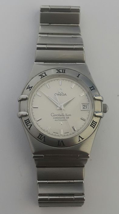 Omega Constellation Chronometer (Ref. 368.1201) - Men - 2011-present