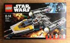 Lego - Star Wars - 75172 - Y-Wing Star Fighter