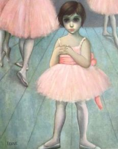 Margaret Keane - The ballerina