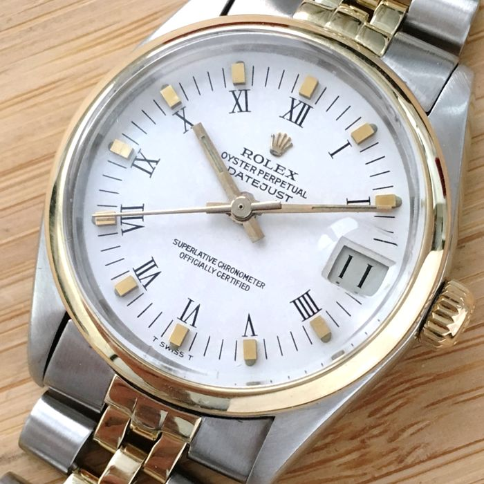 Rolex - Oyster Perpetual Datejust  - 6824 - Unisex - 1970-1979