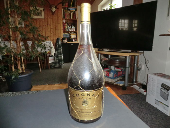 cognac bureau michel et fils vsop 150cl magnum bottle from the 80s catawiki. Black Bedroom Furniture Sets. Home Design Ideas