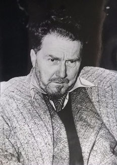 Unknown/Publifoto - Ezra Pound, ca. 1930s