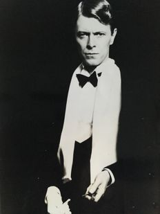 Unknown - David Bowie, 'Just a Gigolo', 1978