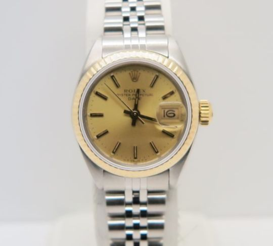 Rolex - Oyster Perpetual Date Lady - 6917 - Dames - 1980-1989