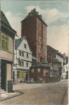 Germany - 50 old postcards - Scenes of cities and Villages.