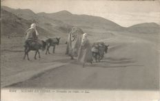 Morocco/Algeria - 1906/1920 - 50 old postcards