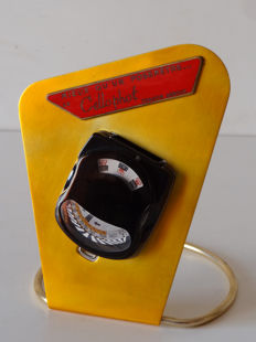 "Counter advertising ""Chauvin Arnoux light meter"" Cellophot light meter 1960"