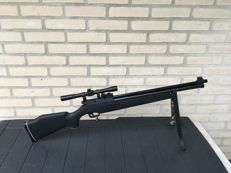 Pump Air Rifle .177 (4.5mm) + scope