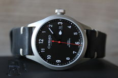 Christopher Ward C8 Flyer Automatic - including Accessories - men's wristwatch - 2017