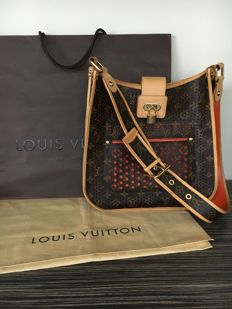 Louis Vuitton - Limited Edition - Monogram Perforated Musette
