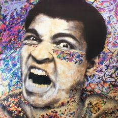 Mr Brainwash - The Greatest Ali