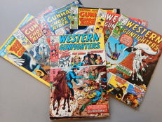 Marvel Comics - Western Gunfighters Vol.2 #1 to 7 - 7x sc - (1970-1972)