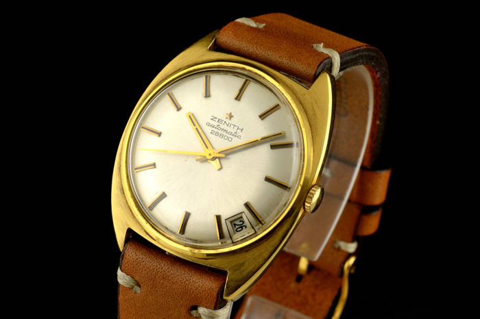 Zenith - Vintage Gold Automatic - 30 0660 290 - Heren - 1960-1969