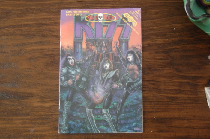 Kiss Memorabilia Package