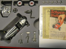 Schuco, Germany - Studio 11 edition Auto - Union silver set 1998