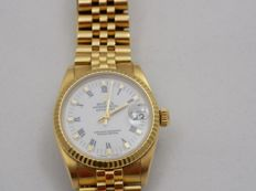 Rolex - Oyster Perpetual Datejust - 68278  - 女士 - 1987