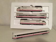 Fleischmann H0 - 4460/4461 - 4-piece BR 410 'ICE1' of the DB