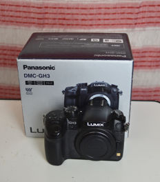 Panasonic Lumix GH3, body