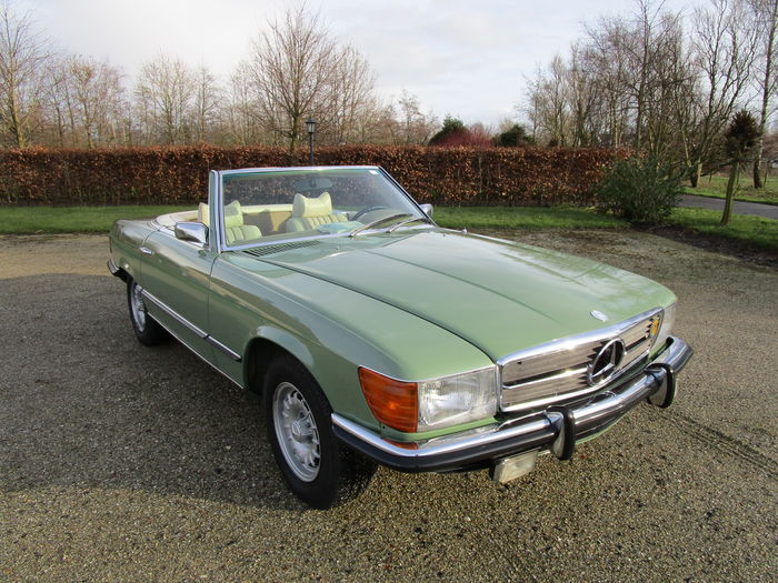 Mercedes-Benz - 450 sl - 1973